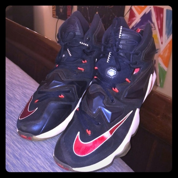 new products 126ae 7fd61 LeBron James 12s XII size 12